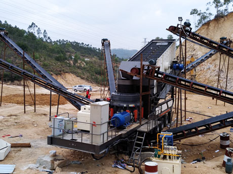 Diamond Waste Processing Project in South Africa