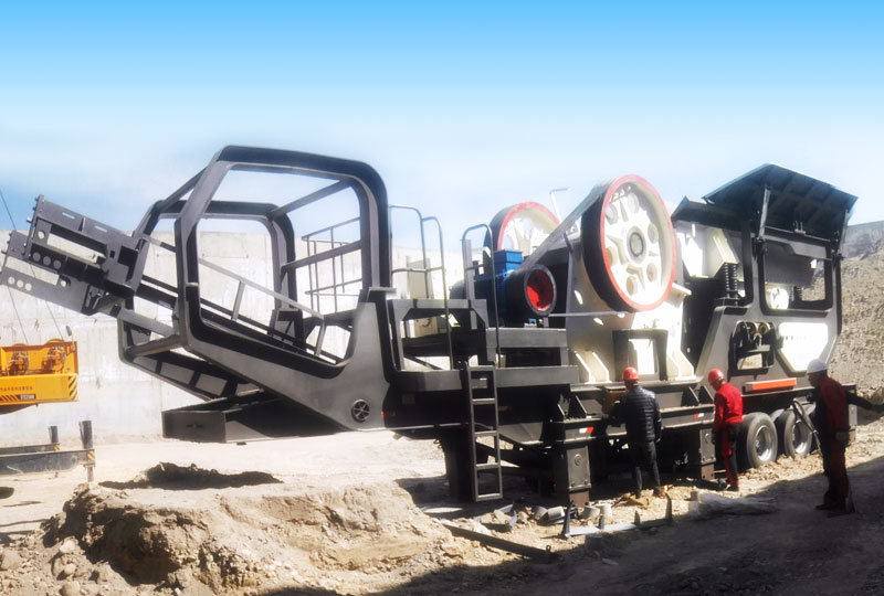 Manganese Ore Crushing Project in South Africa